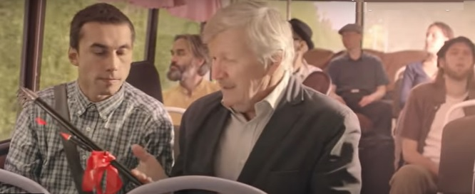 Clip Quelles chansons! Bus