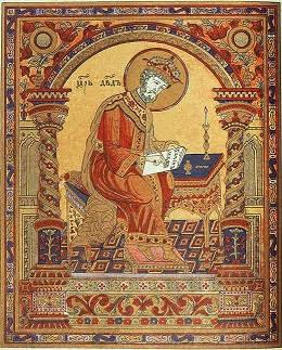Psaume 1 roi David